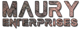 Maury Enterprises Logo
